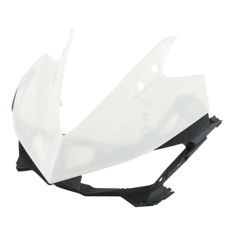 Front Upper Fairing Headlight Cowl Nose Fit for Yamaha YZF R25 R3 2014 2015 2016