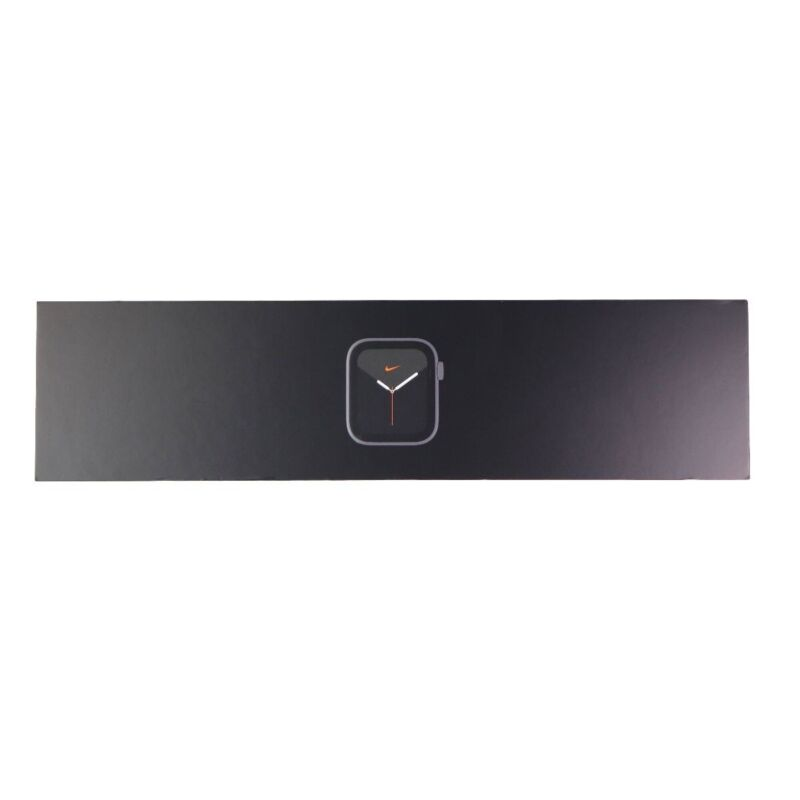 RETAIL BOX - Apple Watch Nike S5 (40mm) A2094 SpaceGRY/BLK Sp Band - NO DEVIC