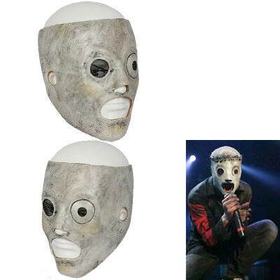 Xcoser Slipknot Corey Taylor Cosplay Mask Costume Props Adults Halloween Party](Adult Halloween Costume Parties)