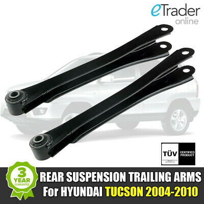 For Hyundai Tucson Rear Left Right Wishbone Suspension Trailing Arms 04-2010 x 2