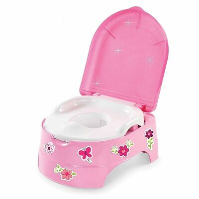 Girl Potty Chair Kids Baby Toddler Toilet Training Seat Small Portable Travel
