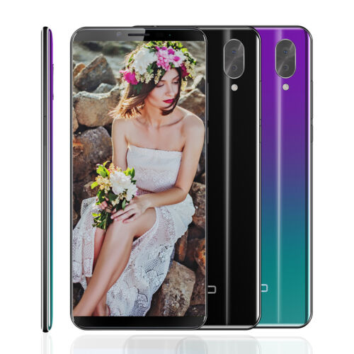 Cubot X19 5.93in Android 9.0 4GB+64GB Handy 4G Octa Core Dual SIM Smartphone