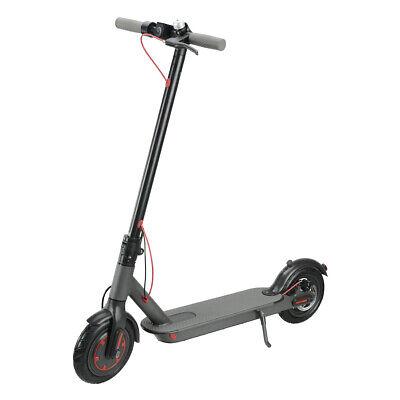 Monopatín Eléctrico Adultos 36V 250W Litio LED E-Scooter Bicicleta Eléctrica