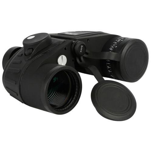 10X50 Binoculars Glimmer Night Vision Rangefinder Compass Wa