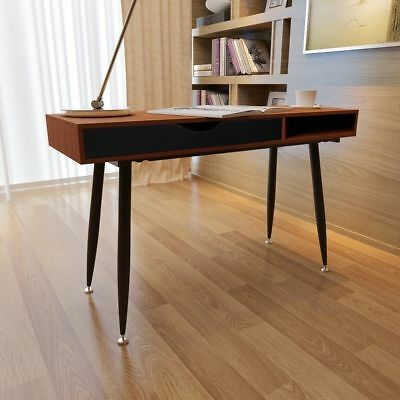 Scandinavian Computer Desk Mid Century Modern Furniture Retro Writing Desk Table