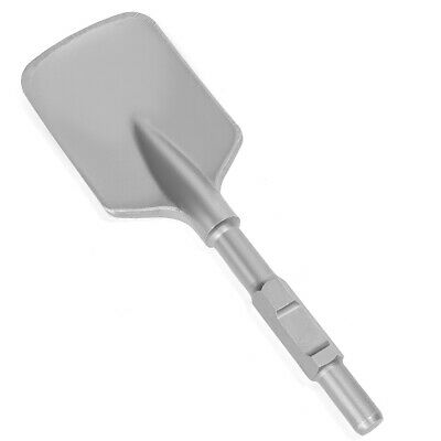 1-18 Hex Clay Spade Scoop Shovel Bit Demolition Hammer Jack Hammers Tool