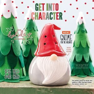 Scentsy Holiday Collection is available now!