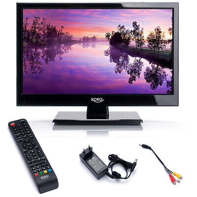 Led Lcd (Wohnmobil Camping Fernseher LED TV 15 Zoll Xoro 1546 LCD DVB S2 T2 12 V 230 Volt)