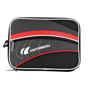 659000 CORNILLEAU Professional Double Table Tennis Bat Cover / Case