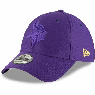 New Era 39Thirty Cap - Color Rush Minnesota Vikings