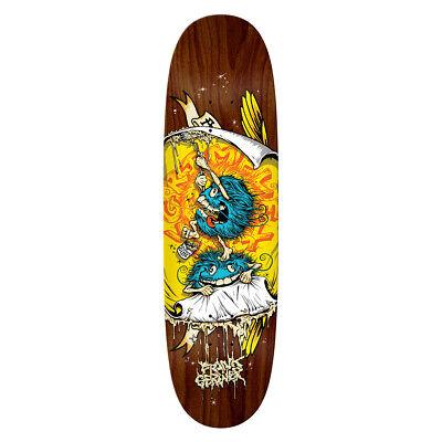 "Anti Hero Skateboard Deck GRIMPLE STIX GLUE GERWR SLICK 8.75"" SHAPED"