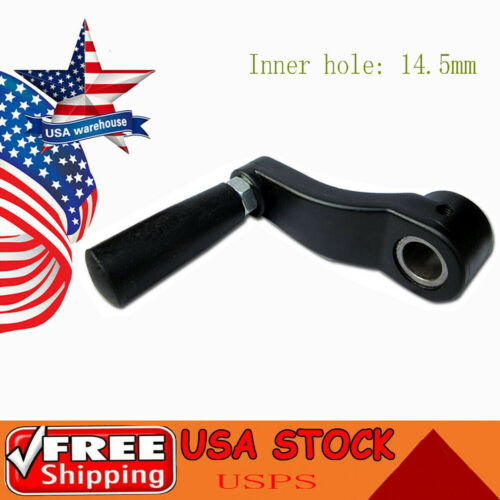 Drill Press Table Crank Handle Raise Lower 14.5mm Bore West Lake Bench  ZQ4113