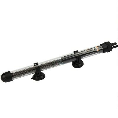200W Aquarium Submersible Heater Anti-Explosion Fish Tank Water Adjustable