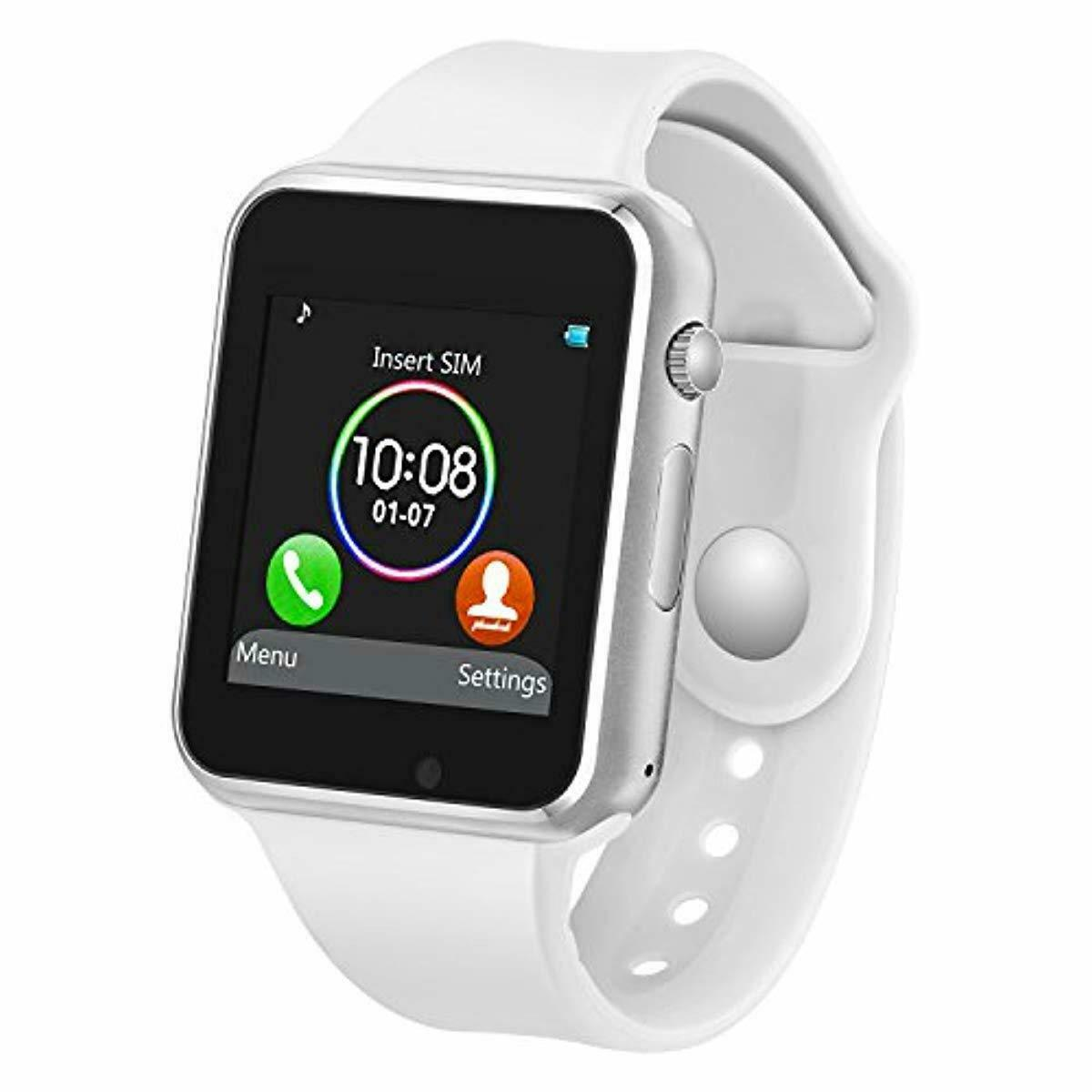 2638ded20955 Reloj Inteligente PARA iPHONE ANDROID DE MUJER HOMBRE Relojes Inteligentes  Smart