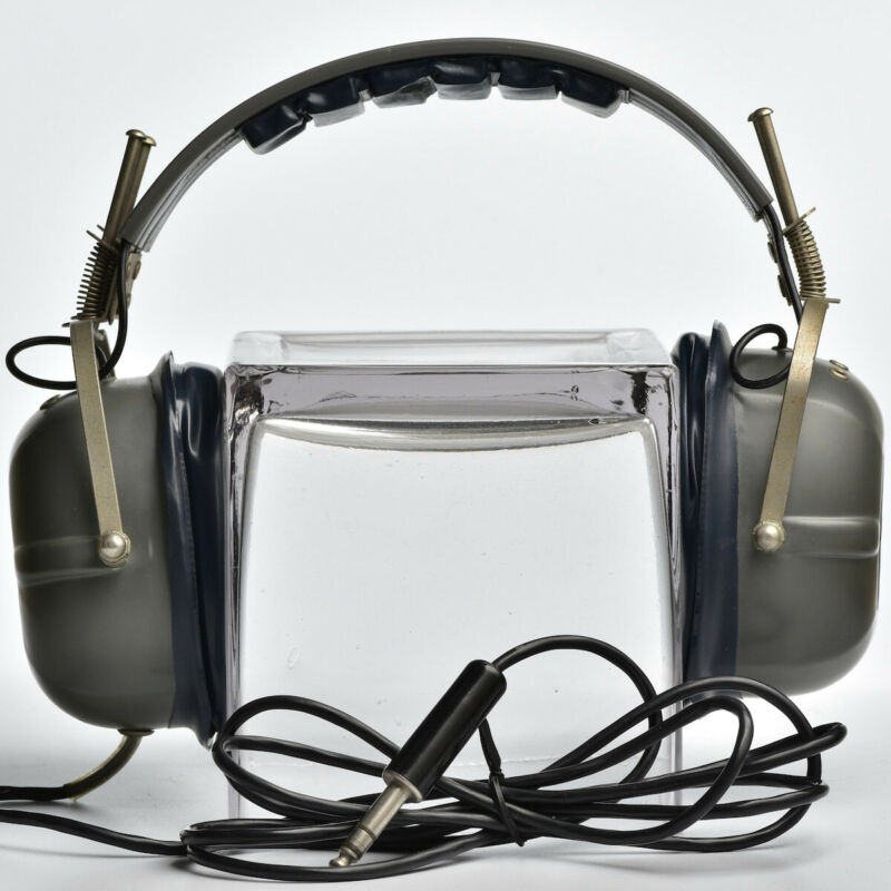 Superex ST-Pro-B Stereo Headphones - Vintage - Tested - FREE SHIPPING!