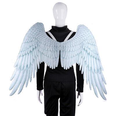 Unisex 3D Angel Wings Halloween Mardi Gras theme party Costume Cosplay Wings