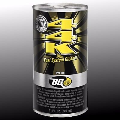 BG 44k 11oz Fuel System Cleaner Power Enhancer - Revive your Vehicle