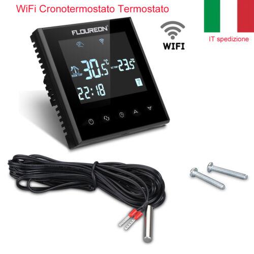 Digitale LCD WiFi Programmabile Cronotermostato Termostato Temperatura Controllo