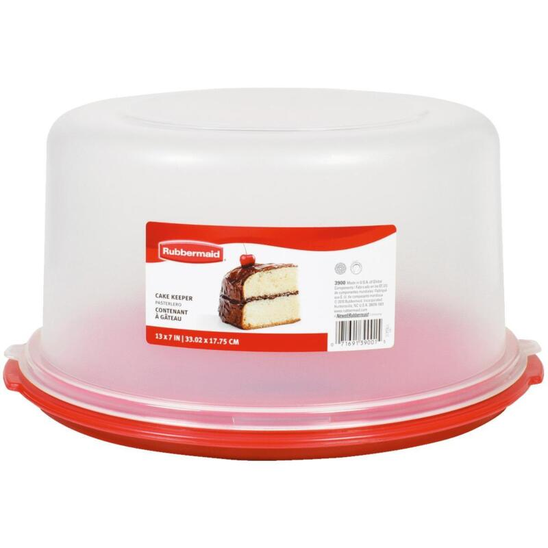 Rubbermaid Cake Serving Keeper Tray