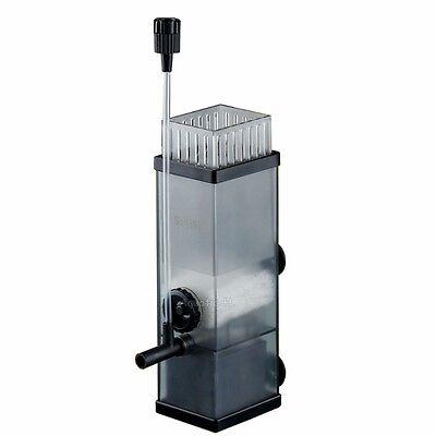 Aquarium Surface Skimmer Filter Fish Tank Freshwater Marine Oil 300L/H