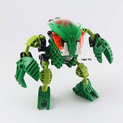 C263 Lego 8552 Bionicle Mata Nui Bohrok Va Lehvak Va complet de 2002