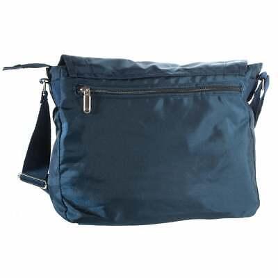 Suvelle 9902 Flapper Travel Crossbody Bag  Medium