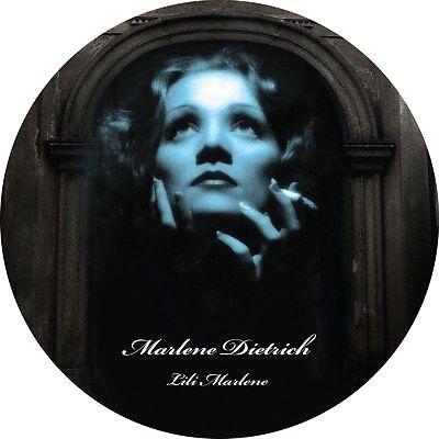 Marlene Dietrich - Lili Marlene (1LP Vinyl, Picture Disc) Stardust Records, NEU!