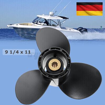 9 1//4 x 11 Propeller Ersatz für Suzuki Außenborder 9,9-15 PS  ✤❤