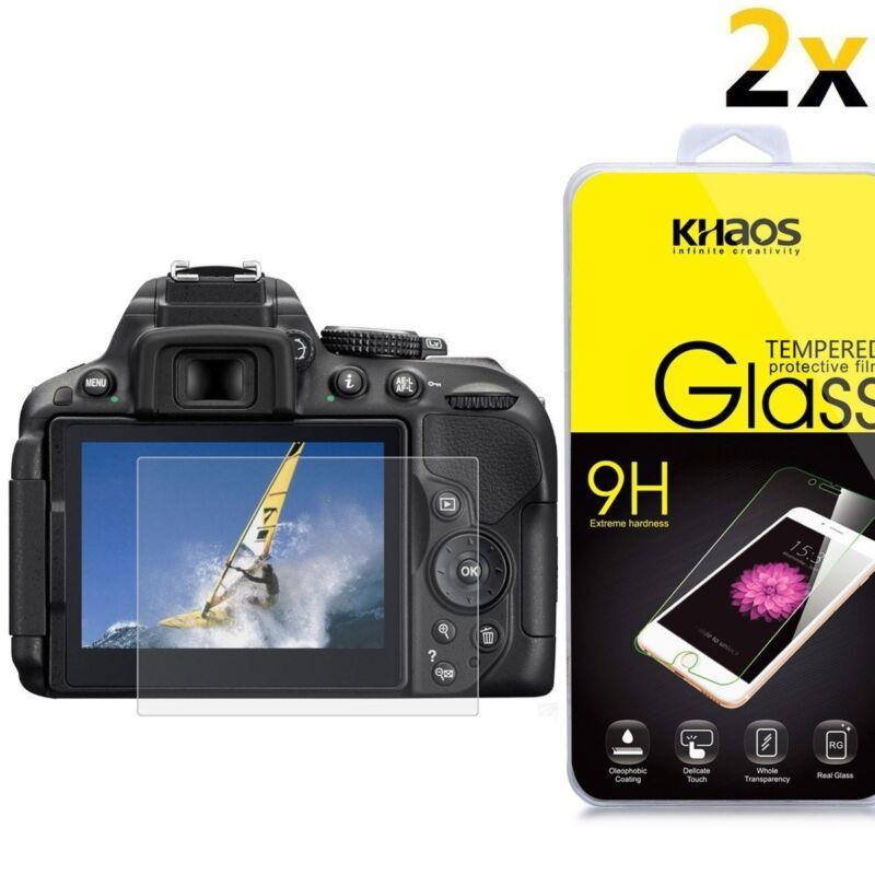 [2-Pack] KS Ballistic Glass Screen Protector For Nikon D850