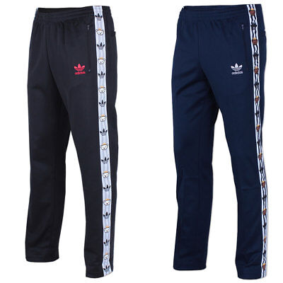 7e140b1be86545 adidas Originals Trainingshose Retro Bear Track Pant Trefoil Hose  Jogginghose