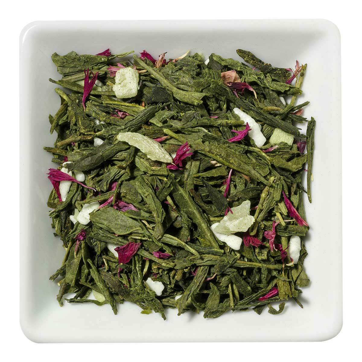 500g (32,50€/1kg) Matcha Kuss | Grüntee mit Matcha | Grüner Tee aromatisiert