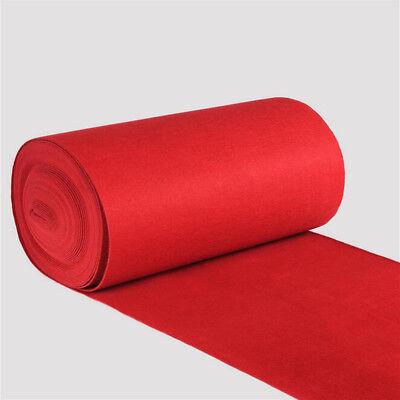 40ft Celebrity Floor Runner Red Carpet Party Wedding Disposable Scene Decoration](Carpet Runner Red)