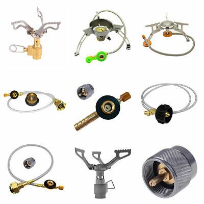 Propan-refill-adapter (Propan Refill Adapter Gas Koppler Heizung Flasche Außen Zelten Brenner System)