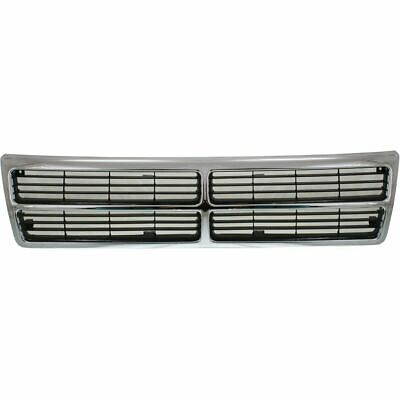 New Fits 1991-1995 DODGE GRAND CARAVAN Front Grille Assembly 4676010 CH1200145
