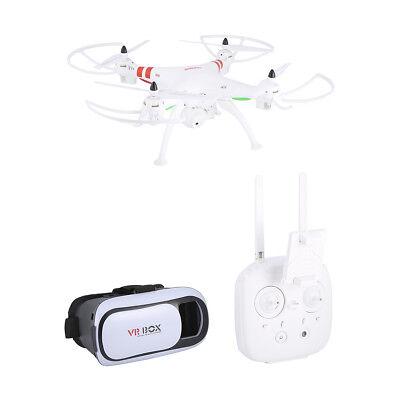 Wifi VR Aerial Drone Virtual Reality Camera Flips 4 Directions 200m Range Kids