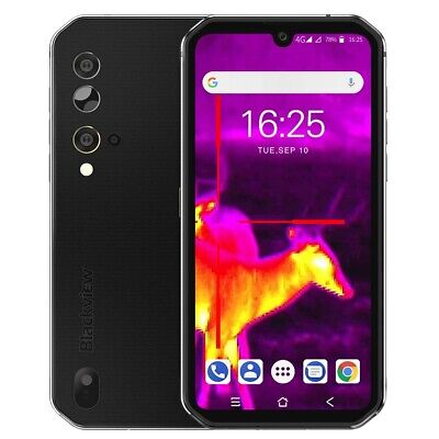 Blackview BV9900 Pro Thermal Camera Helio P90 Smartphone 8GB+128GB Smartphone