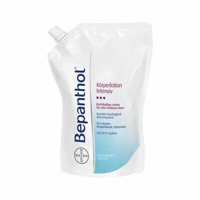 Bepanthol Intensiv Körperlotion Nachfüllbtl. 400ml PZN 01627617