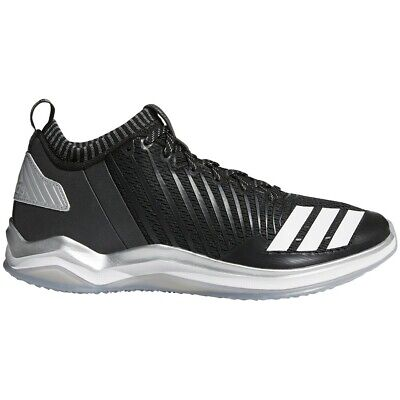 Mens Adidas Icon Trainer Black Mid-Cut Sport Training Athletic Shoe BY3300 9-15 Mid Cut Trainer