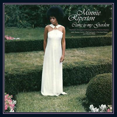 Minnie Riperton - Come To My Garden (180g Green Vinyl LP) NEW/SEALED