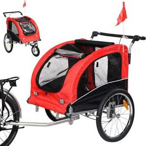 SALE!  Foldable Pet Trailer for Bikes or Stroller - DELIVERED