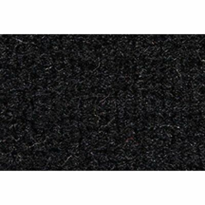 for 1992-98 Pontiac Grand Am 2 Door Cutpile 801-Black Complete Carpet Molded
