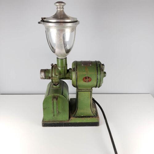 Hobart Antique Coffee Grinder Model 2030 Green Vintage