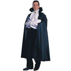 Vampire Cape Adult Phantom of The Opera Halloween Costume Fancy Dress