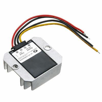 Dc-dc 12v Step Up To 24v 3a 72w Car Power Converter Regulator Waterproof Us