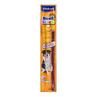 Vitakraft Beef Stick Original Pute - 50 x 12g - Leckerli Sticks Hunde Hundesnack