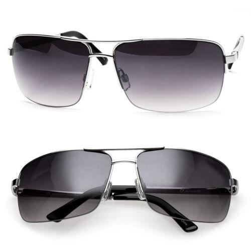 Men's Classic Sunglasses Metal Driving Glasses Aviator Outdo