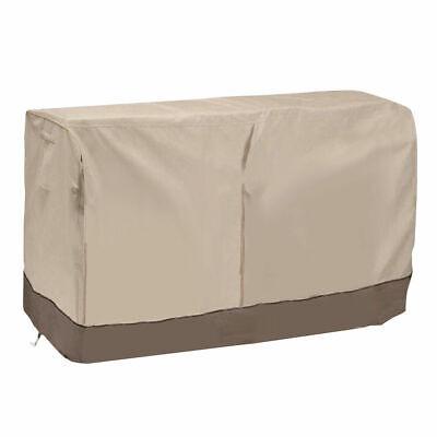 8FT Waterproof Outdoor Log Rack Cover Protection - Outdoor Log Rack Cover
