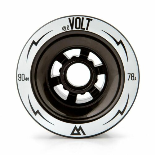kiloVolt 90mm Longboard Wheels