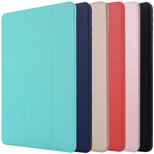 Apple iPad Mini 1 /2 / 3/ 4 Smart Cover Magnetic Slim Leather Stand Folio Case