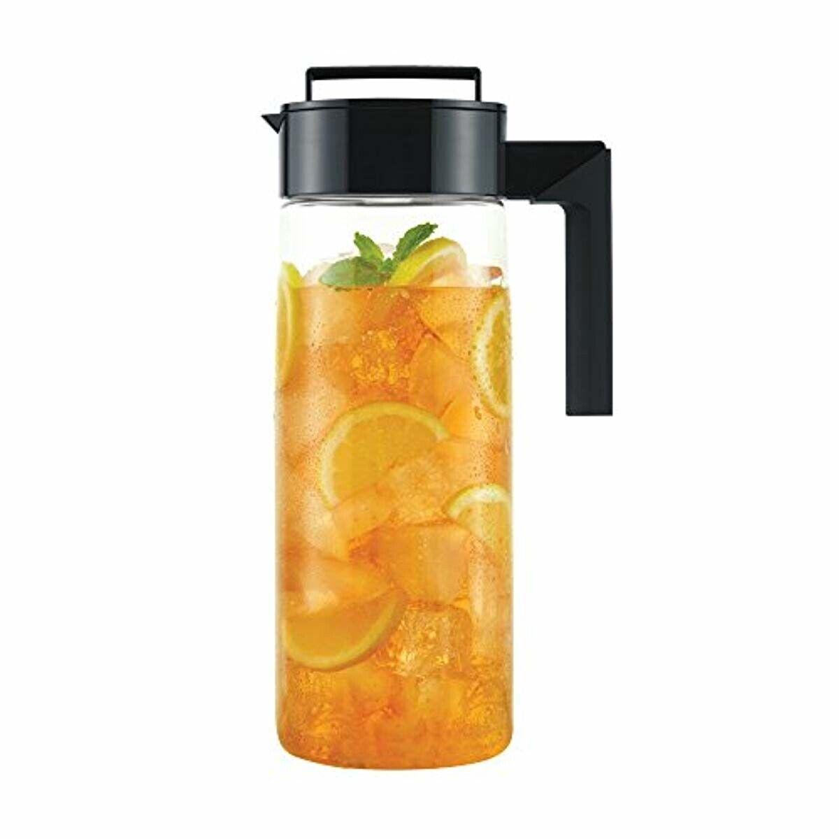 Takeya Airtight Pitcher Coffee Cold Brew Juice Leak Proof Li